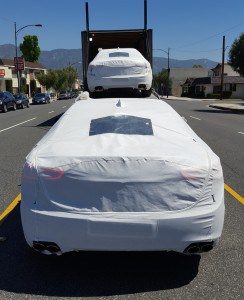 Auto Moving