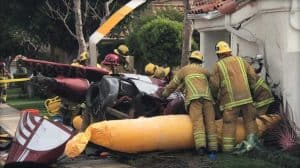 Read more about the article A Helicopter Crash in Southern California Left 3 Dead and 2 Injured