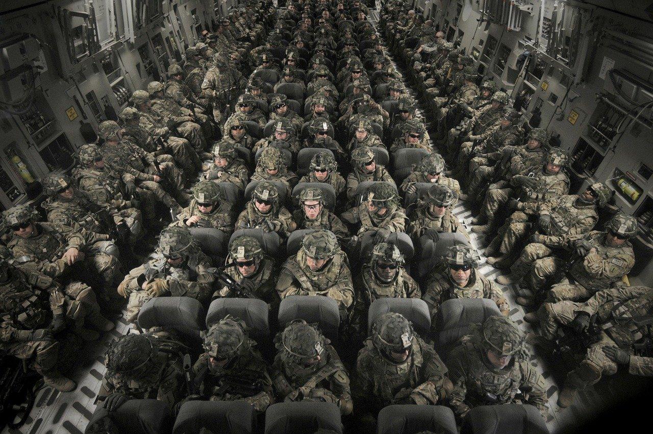 Major Commander Breaks With Biden on the Afghanistan Withdrawal