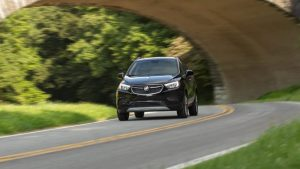 Read more about the article Buick Encore Is Updated But Without Redesign, If That Makes Any Sense